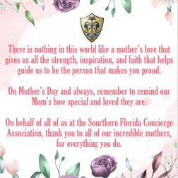 Mothers Day for SFCA